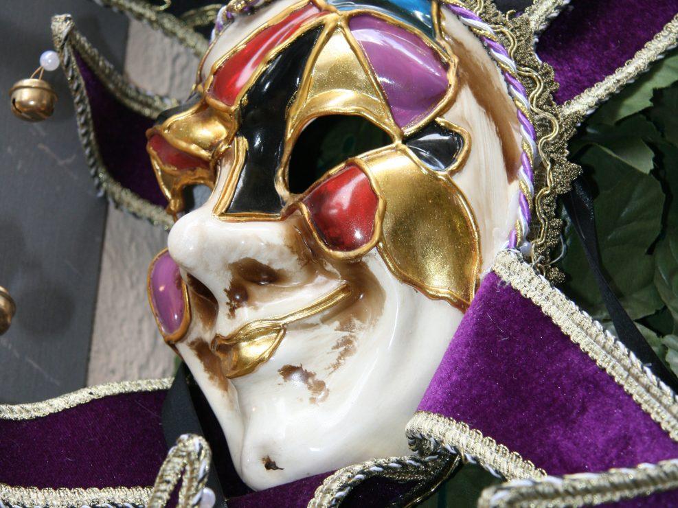 Sicilian Face Mask